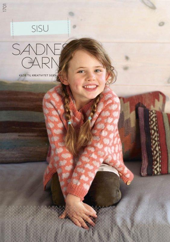 6a21a65e 1701 Sisu Barn - Online salg af Sandnes Garn | Håndarbejdshuset & Medy