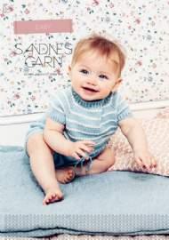 1709 Baby fra sandnes garn