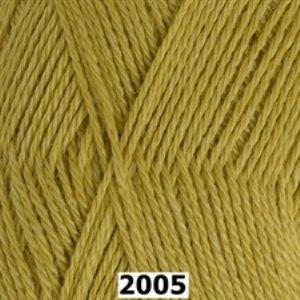 salg af Alpakka Silk Okker gul