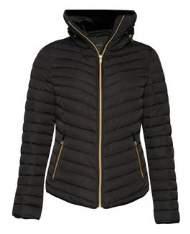 salg af b-young dyne jakke i sort