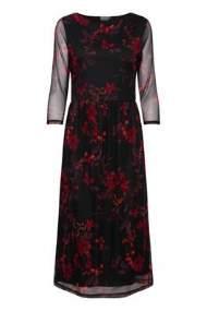 salg af b-young kjole silvi dress