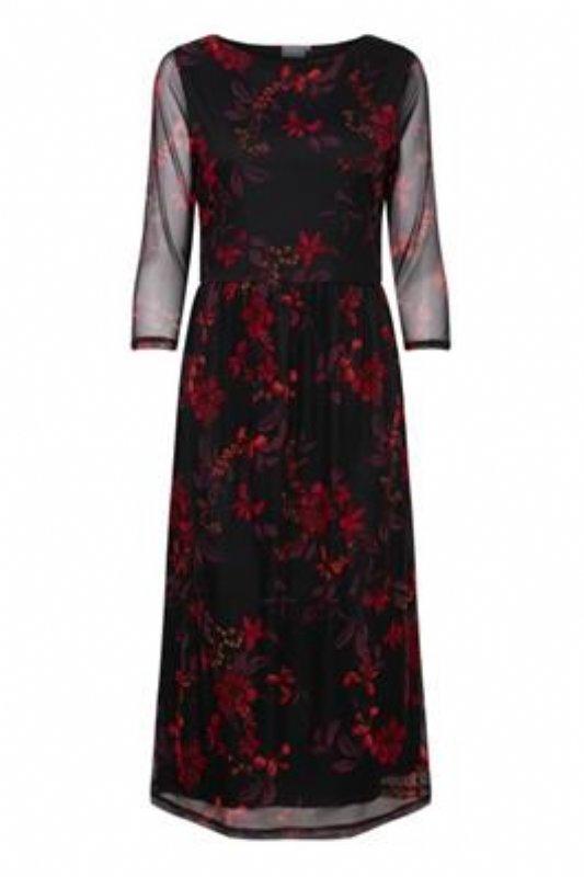 B Kjole young Online Silvi Young Salg Dress Af B 0fZq4