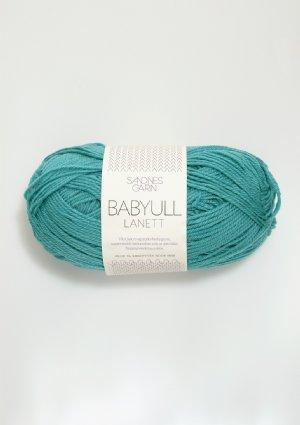 salg af BABYULL LANETT Søgrøn