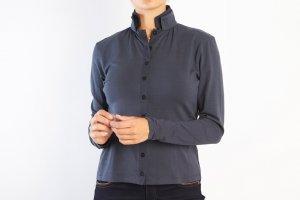 salg af Bessie bluse blå