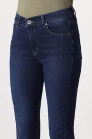 salg af Bessie jeans model Christy-Ge mørkblå denim