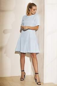 salg af Bessie Sommer kjole i Hør-viscose