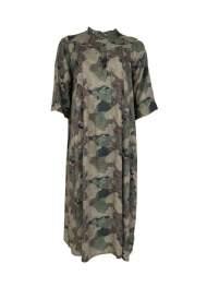 salg af Black colour camouflage Dress