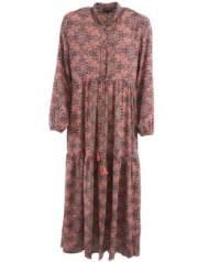 salg af Black Colour Kjole i Sødt blomster print