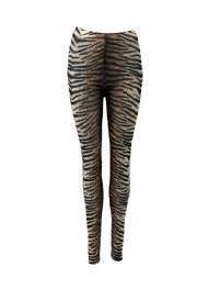 salg af Black colour leggings i Leo