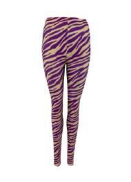 salg af Black colour leggings i lilla/lavendel