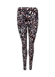 salg af Black Colour leggings i multi print