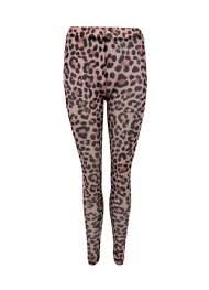salg af Black Colour leggins i print