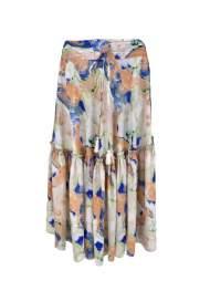 salg af Black colour nederdel i Marble peach