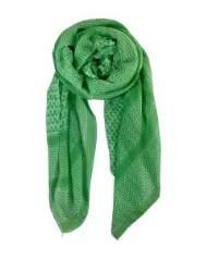 salg af Black colour tørklæde i grøn