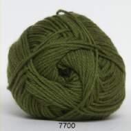 salg af Grønt bomuldsgarn fra Hjertegarn