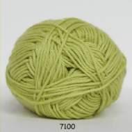 salg af Lys limefarvet bomuldsgarn