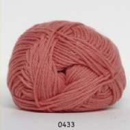 salg af Mørkelakse farvet bomuldsgarn fra Hjertegarn