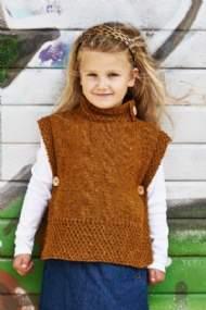 salg af Børne strik i Vilma fra Permin