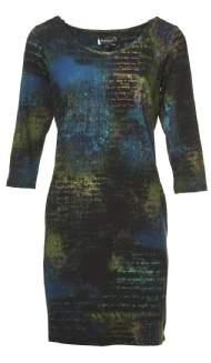 salg af Boheme tunika kjole i smukke farver