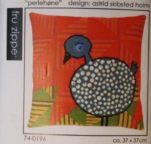salg af Broderi Fru Zippe fugl
