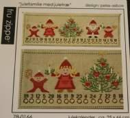 salg af Broderi Fru Zippe (jule kalender)