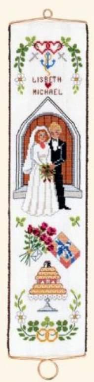 salg af Bryllup klokkestreng