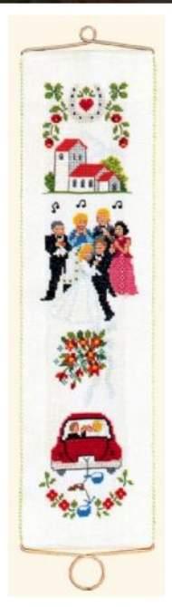 salg af Bryllup- klokkestreng