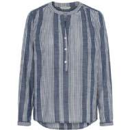 salg af Dagny skjorte bluse i let lys blå