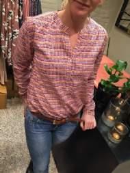 salg af Dagny skjorte i multi farvet