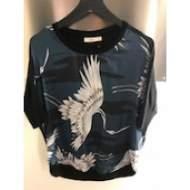 salg af Dranella bluse m. mønster