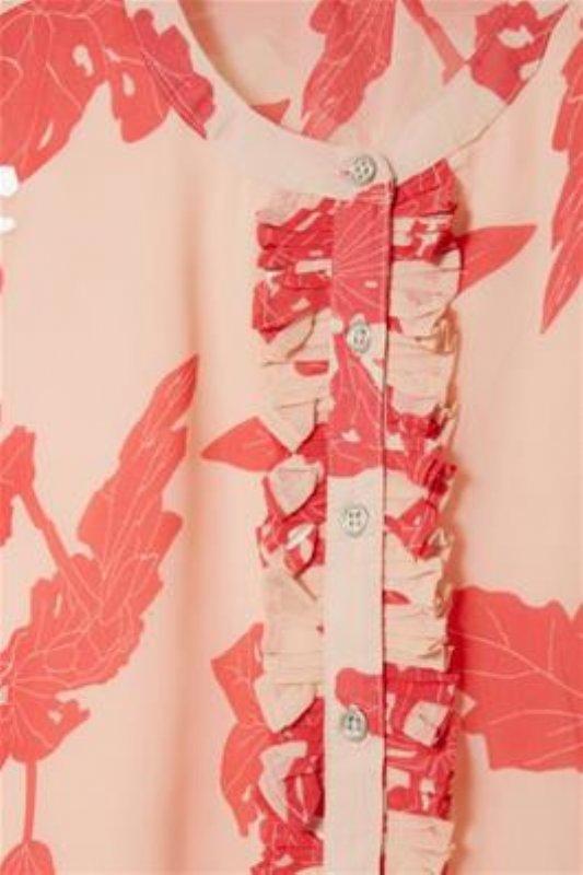 595d79b3a3a5 Dranella Skjorte bluse i smuk mønster - Online salg af Dranella