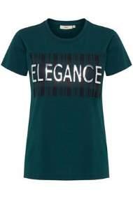 salg af Dranella T-shirt i grøn med print