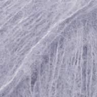 salg af Drops Brushed Alpaca  silk Lavendel farvet