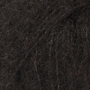 salg af Drops Brushed alpaca  silk sort