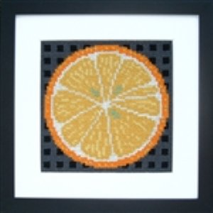 """salg af Fru Zippe """"Appelsin"""""""