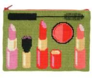 "salg af Fru Zippe Kosmetikpung "" MAKE UP"""