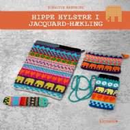 salg af Hippe hylstre i jacquard-hækling