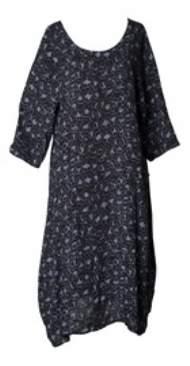 salg af Janne K Hør kjole
