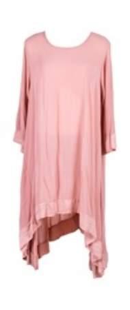 salg af Janne K kjole/ tunika i abrikos farvet