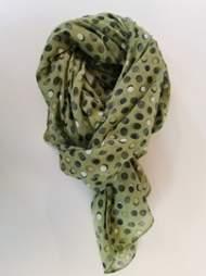 salg af Janne K Tørklæde i grøn
