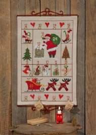 salg af Julekalender Kalender Moderne fra Permin