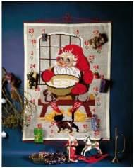 salg af Julekalender nisse med fad