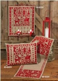 salg af Juleløber Julestemning fra Permin