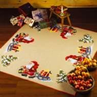 salg af Julem. m/gavekælk tæppe fra Permin