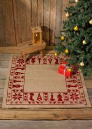 salg af Julestemning juletræstæppe