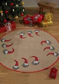 salg af Juletræs Tæppe fra Permin