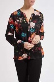 salg af Lau Rie Skjorte Bluse i Multi Print.