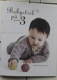 salg af Lene Holme Samsø baby strik på pinde 3