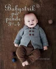 salg af Lene Holme Samsø Babystrik på pinde 3,5-4