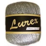 salg af Lurex sølv garn